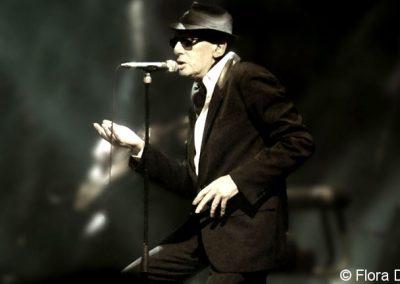 ALAIN BASHUNG @ Nice Jazz Festival [2008]