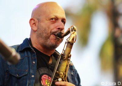 BEN-ELLMAN-GALACTIC-@-Nice-Jazz-Festival-2014