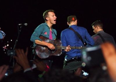COLDPLAY @ Stade Charles Ehrmann [2012]