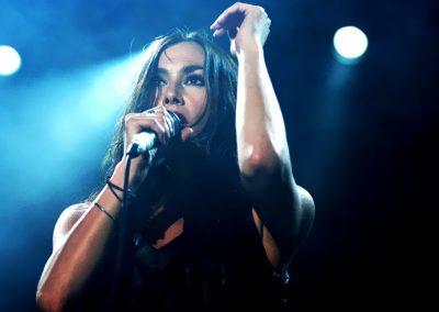OLIVIA RUIZ à la Crazy Week, Nice2013