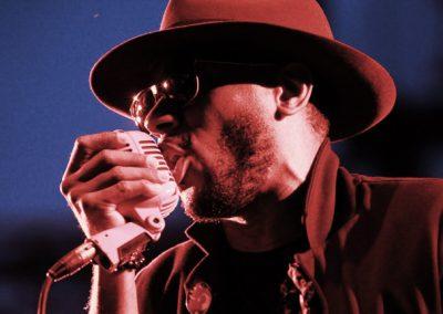 MOS DEF (YASIIN-BEY) au Nice Jazz Festival, 2014
